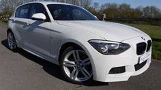 used BMW 116d M SPORT in surrey