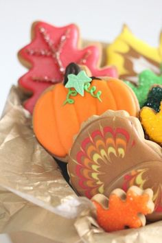 5 easy ways to add visual interest to cookies @ sweetopia