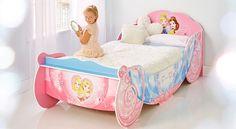 Worlds Apart 526DNY - Cama Princesas carruaje. Para colchón 190, IndalChess.com Tienda de juguetes online y juegos de jardin