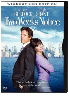 Two Weeks Notice (Widescreen) [DVD] (2004) DVD DVD ~ Unknown, http://www.amazon.com/dp/B00008NRI8/ref=cm_sw_r_pi_dp_2o5aqb0NH8VSN