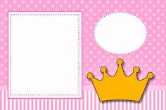 Imágenes y marcos con coronas de Princesas   Imágenes para Peques