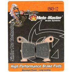 Moto-Master Honda CR/CRF 125/250/250F/450F GP Rear Brakepads
