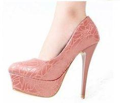 Unique Fashion High Heel Shoes | 2012 unique designer fashion women high heel shoes dress shoes