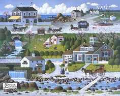 charles wysocki americana - Google Search