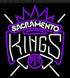 Sacramento, KINGS, My favorite basketball team.  Connects with other fans of the Kings and basketball fans, Also would connect with neon enthusiasts