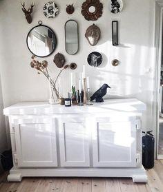 Paper Buffet by Studio Job via Moooi   www.moooi.com   #storage #white #interior #design