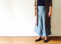 idéias pra criar interessância no look só com larguras, alturas, quantidades de tecido -- sem precisar comprar nada novo!