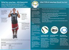 Sizing Your Jump Rope What Kind of Jump Rope to Choose Long Jump