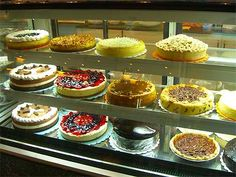 Who's in for sugar rush?  Cakes at #Calea, Bacolod City, Philippines