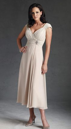 mother of the bride dress. Love this but in a different color.