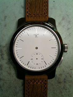 Already a beauty :)) Omega Watch, Birth, Watches, How To Make, Handmade, Accessories, Beauty, Hand Made, Wristwatches