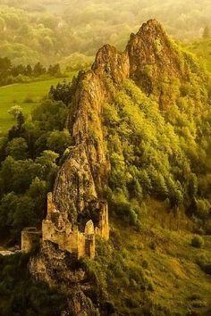Hrad Slovensko, Slovakia by Swen strOOp