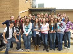 Purdy FBLA brings home trophies | Cassville Democrat