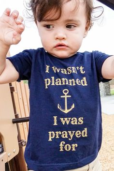 I Wasn't Planned. I Was Prayed For.