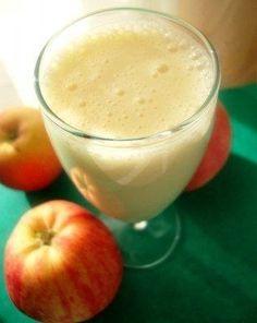 Вечерний яблочный коктейль с кефиром  / Взлом логики