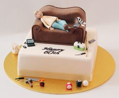 Sleepy+Couch+Cake