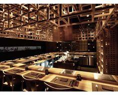 Article on 50 inspiring restaurant interiors