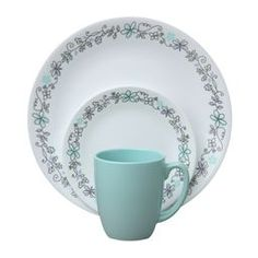 Livingware™ Day Dream 16-Pc Dinnerware Set