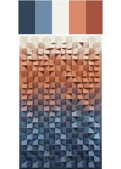 jan albers - colorful textured wall design - - more textured wall designs Textures Patterns, Color Patterns, Print Patterns, Wall Candy, 3d Texture, Texture Design, Elements Of Art, Grafik Design, Textured Walls