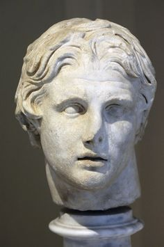 Alexander the Great. Istanbul Archaeological Museum. Photo by Dick Osseman.