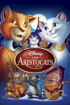 The Aristocats one of the first movies I remember watching