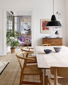 Beautiful dining room design - Bliss #diningroom #diningroomideas #diningroomdecor