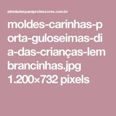 moldes-carinhas-porta-guloseimas-dia-das-crianças-lembrancinhas.jpg 1.200×732 pixels