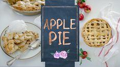 APPLE PIE - A tradicional torta americana