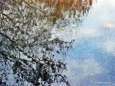 puddle by Matild Mihályi Snow, Photos, Painting, Outdoor, Art, Outdoors, Art Background, Pictures, Painting Art