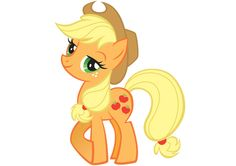 Cosplaying Applejack for SacAnime Summer will be fun! Now I just have to watch all the episodes again and practice my accent. XD