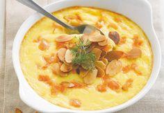 Crème brûlée pommes de terre et saumon fuméVoir la recette de la créme brûlée pommes de terre et saumon fumé