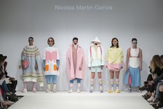 Lolito by Nicolas Martin Garcia  Gran finale at Samsonite International Competition during Graduate Fashion Week London 2015 #lolito #GFW2015 #nicolasmartingarcia #acmtalent #accademiacostumeemoda