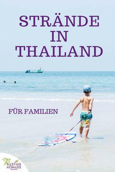 Thailand Strände für Familien mit Kindern