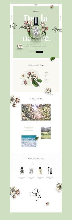 _ab.particolare* /identité visuelle / packaging /logo /nature /web design inspiration #branding #graphicdesign