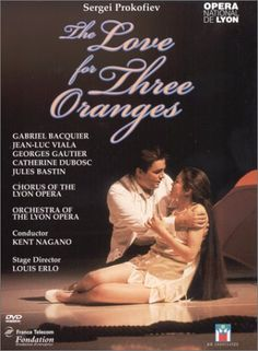 Prokofiev - The Love for Three Oranges / Nagano, Opera National De Lyon