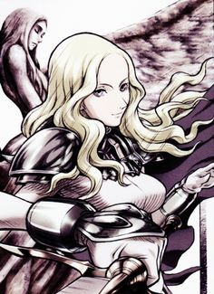 #Claymore