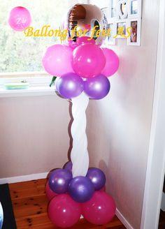 Balloons, Pop, Cake, Desserts, Tailgate Desserts, Globes, Popular, Pie, Pop Music