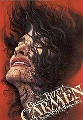 Carmen, Bizet, opera poster