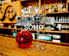 13 REASONS WHY YOU SHOULD EAT IN SOHO