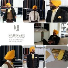 Sardaar white house