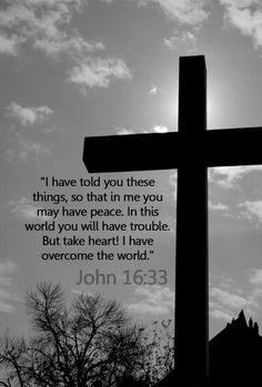 John 16:33