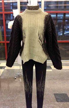 knitGrandeur: FIT будущее моды Судя День 2014 - Трикотаж