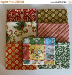 Hey, I found this really awesome Etsy listing at https://www.etsy.com/listing/210210872/50-off-final-sale-cotton-fabric-quilt