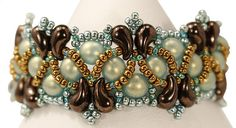 Ellad2's Wave Bracelet Pattern