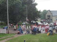 Rainy Rendezvous Parade 2014