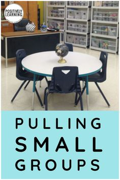 Meet everyone's needs using these tips for small group planning. From Positively Learning Blog #smallgroups #lessonplanning