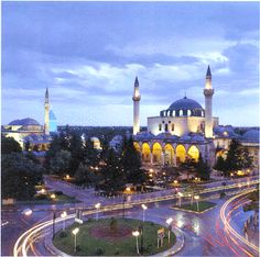 Back to Tureky, maybe this time go to Konya, where Rumi is buried.