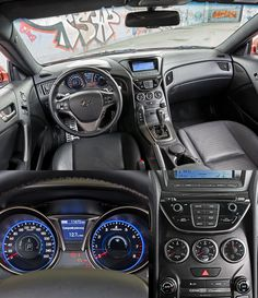Hyundai Genesis Coupe (2013): No one can touch the Genesis' style; this car is on fire!