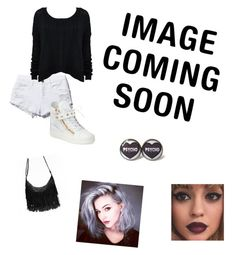"""""""Untitled #114"""" by tarrensmith ❤ liked on Polyvore featuring Giuseppe Zanotti and BCBGeneration"""