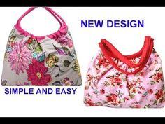 10 मिनट में cutting stitching of handmade handbag in hindi /shopping bag /travel bag Fall Handbags, Handbags On Sale, Luxury Handbags, Purses And Handbags, Hobo Handbags, Cheap Purses, Cute Purses, Wholesale Purses, How To Make Purses